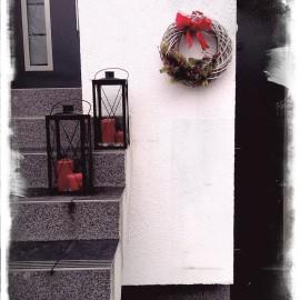Święta za pasem więc dekorowanie czas zacząć…