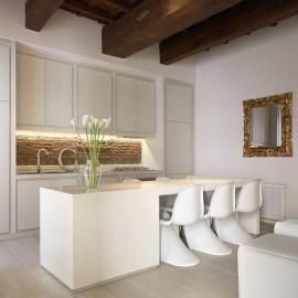 Kuchnia – biało i klasycznie