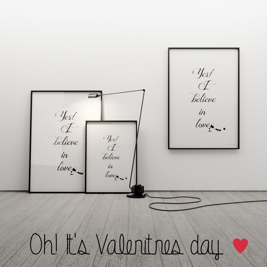 Oh ! Valentines Day