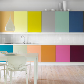 KUCHNIA – Kolorowo i cudownie