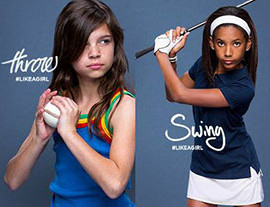 #LikeAGirl – Commercial with Value That Matter