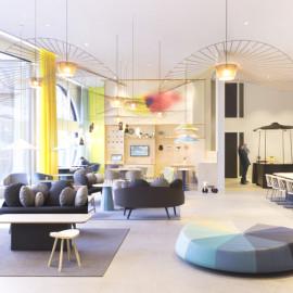 Suite Novotel Accor, Hague, Netherlands